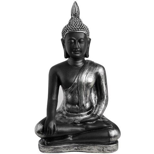 Buddha in Enlightement Posture Figurine