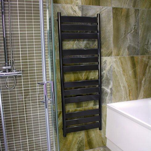 Apollo Wall Mount Heated Towel Rail