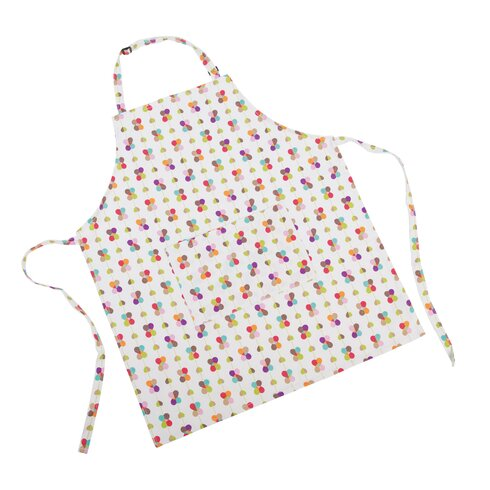 Blooming Lovely Cotton Apron
