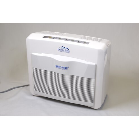 NaturoPure™ 15cm Air Purifier