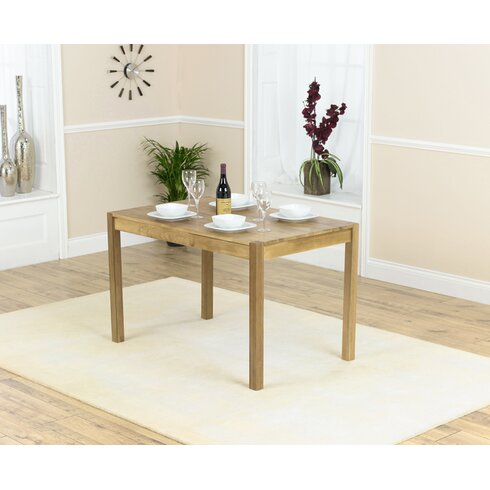 Pria Cambridge Dining Table and 6 Chairs