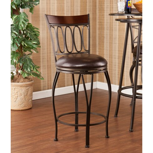 Wildon Home Yorkshire 25 Swivel Bar Stool Reviews Wayfair