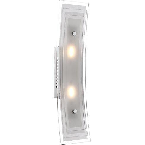 Dylan 2 Light Vanity Light