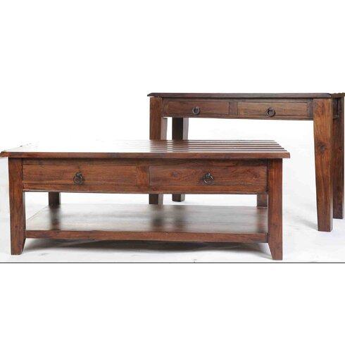 Aishni home furnishings wave coffee table reviews wayfair for Find home furnishings