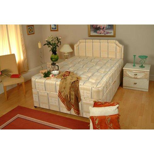 Capri Orthopaedic Divan Bed