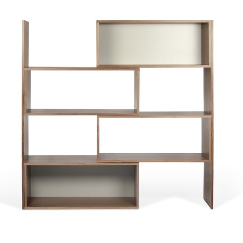 Creda Wide 161cm Standard Bookcase