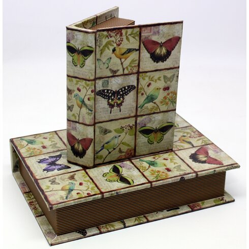 Manihiki 2 Piece Book Box Set