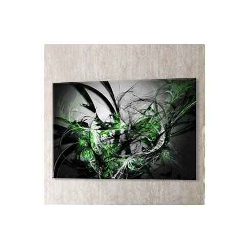 Grow Graphic Art on Canvas Set