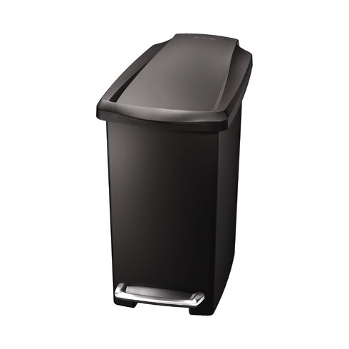10L Slim Pedal Bin