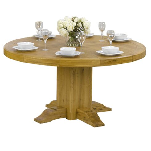 Garda Extendable Dining Table and 8 Chairs