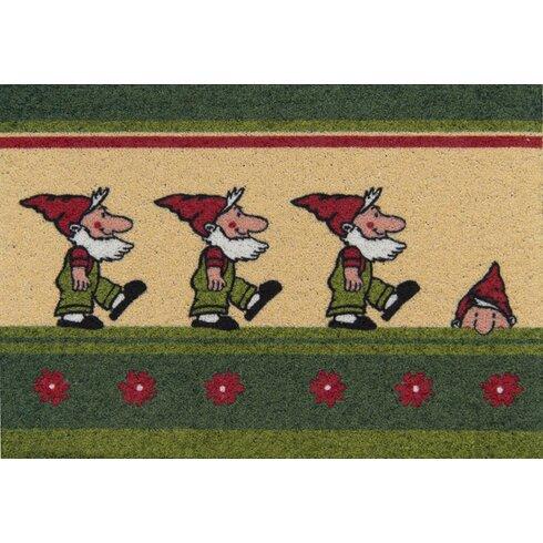 Clean Keeper Dwarves Doormat