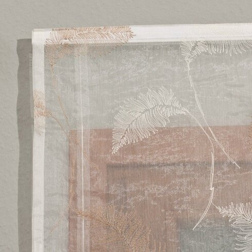 Curtain Roman blind