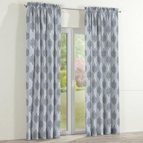 Homing Reno Single Curtain Panel
