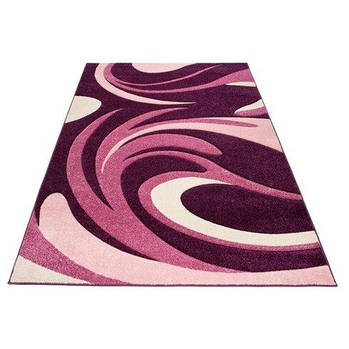 Garnet Dark Violet Area Rug