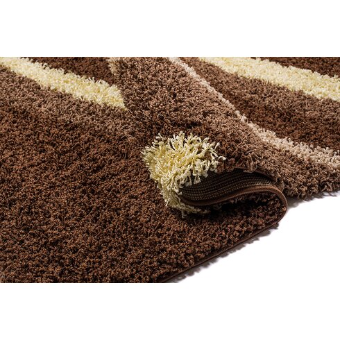 Agate Brown Area Rug