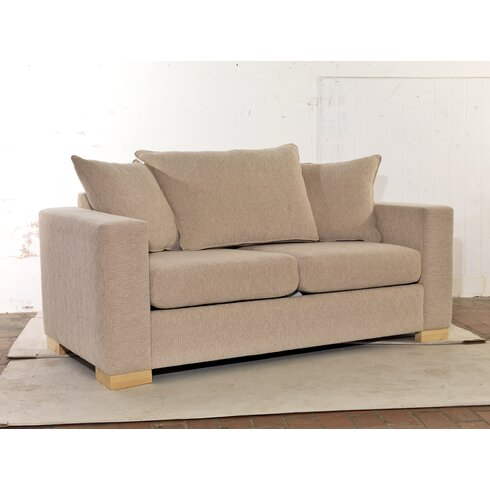 French Solo 2 Seater Fold Out Sofa