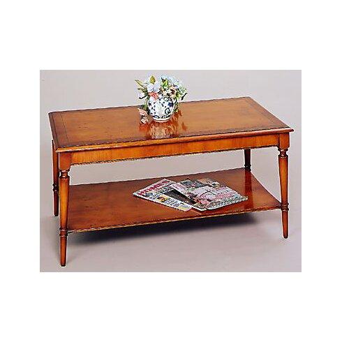 Tarporley Coffee Table with Magazine Rack