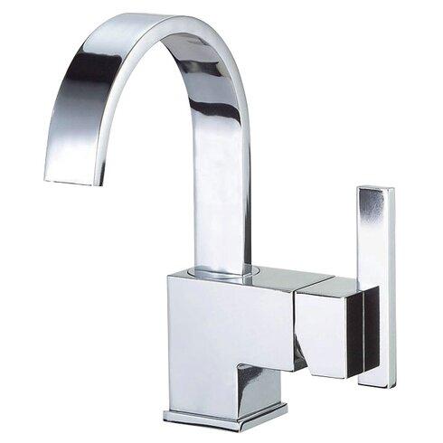 Danze sirius single handle single hole bathroom faucet reviews wayfair for Danze bathroom faucets reviews