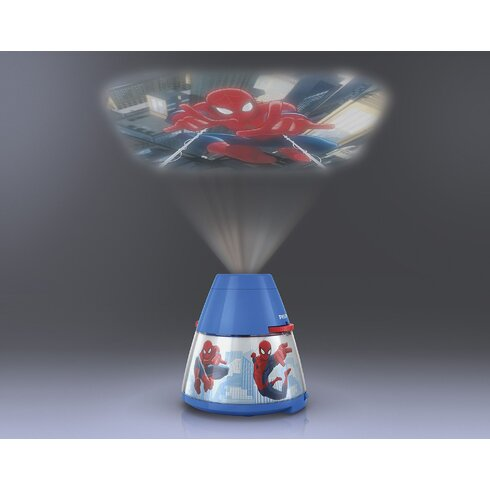 LED-Tischleuchte Spiderman