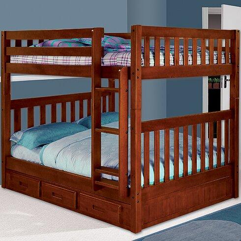 Viv Rae™ Kaitlyn Full over Full Bunk Bed & Reviews