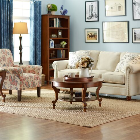 Three Posts Caroll Living Room Collection by Serta Upholstery