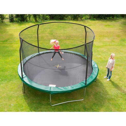 "Superior 426"" Trampoline with Safety Enclosure"