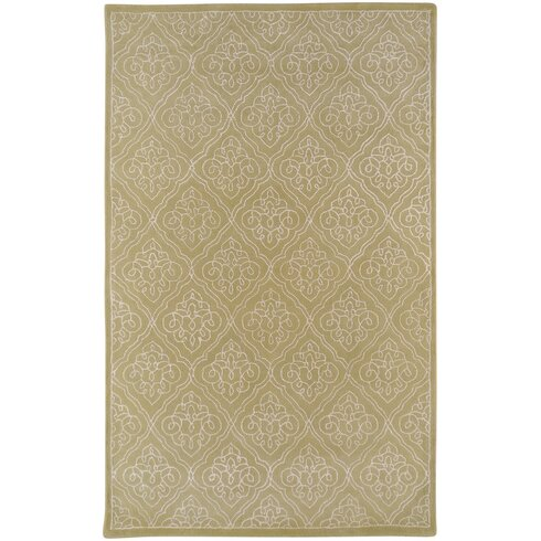 Candice Olson Modern Clics Pale Green Rug Wayfair