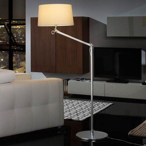 206 cm Design-Stehlampe Avant-Garde