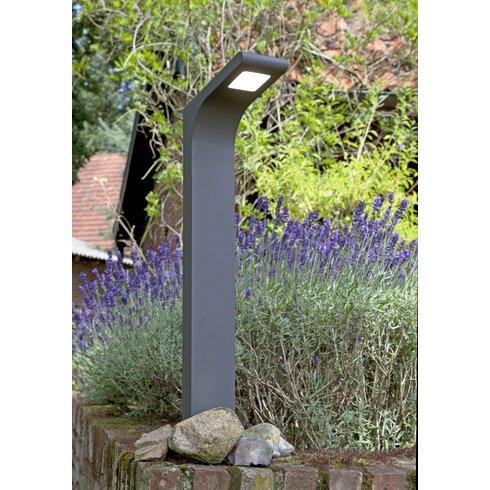 Derek 1 Light Post Lantern Set