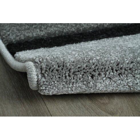 Tempo Grey Area Rug