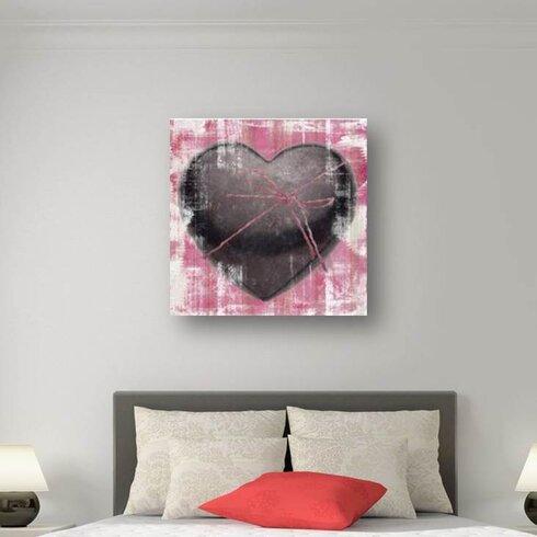Pink Coeur Wall Decor