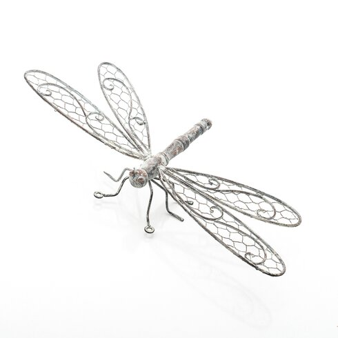 Dragonfly Garden Wall Decor