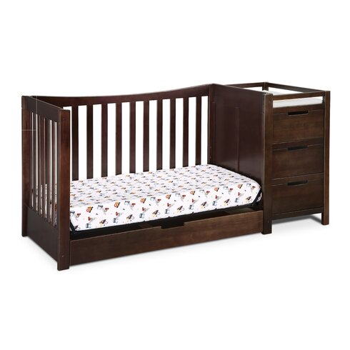 Remi 4 In 1 Convertible Crib And Changer Amp Reviews Allmodern