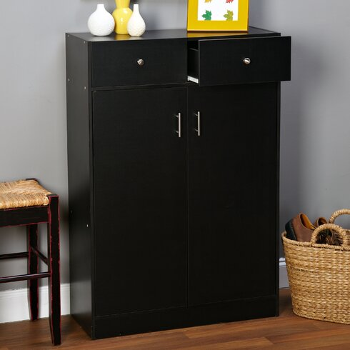 Andover Mills 20Pair Shoe Storage CabinetReviewsWayfair