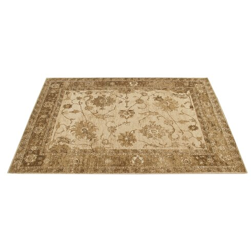 Annecy Louvre 1 Gold Area Rug