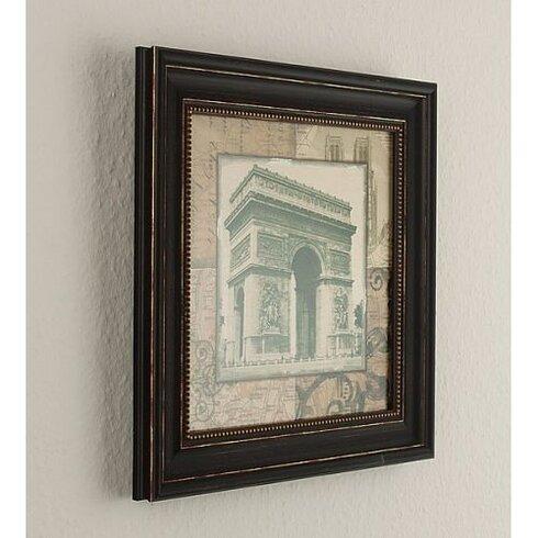 Paris Arc de Triomphe Framed Memorabilia