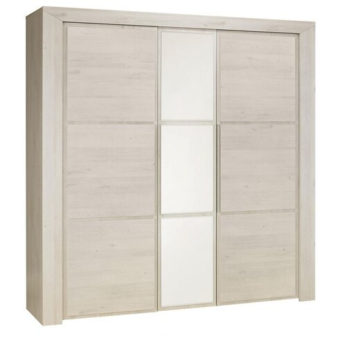 Sarlat 3 Door Wardrobe