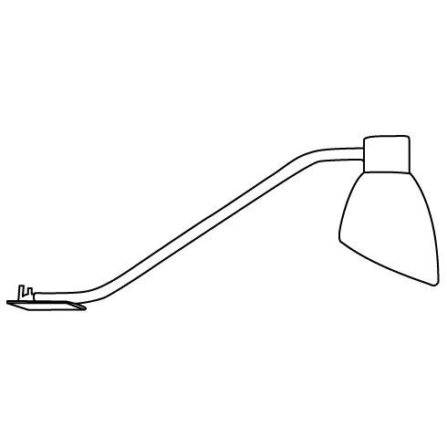 Tricala Swing Arm Wall Light