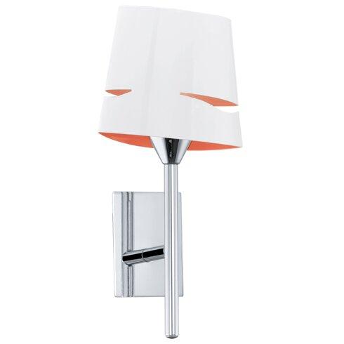 Capitello 1 Light Semi-Flush Wall Light