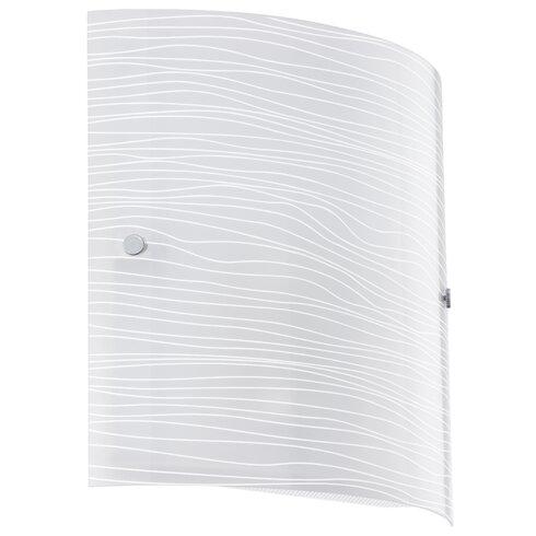 Caprice 1 Light Flush Wall
