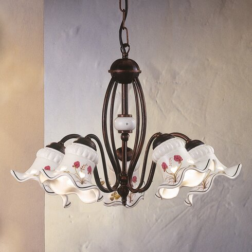 Chieti 5 Light Chandelier