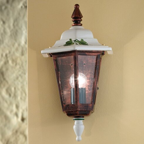 Arezzo 1 Light Wall Lantern