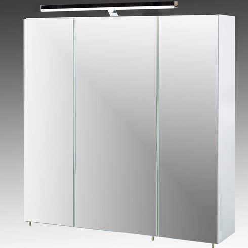 Ringler 70cm x 75cm Surface Mount Mirror Cabinet