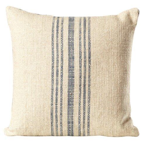 Striped Linen Throw Pillow : Lark Manor Stripe Linen Throw Pillow & Reviews Wayfair