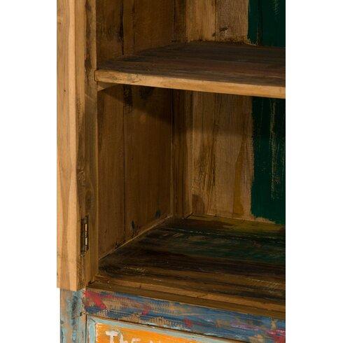 Nikita Solid Wood Display Cabinet