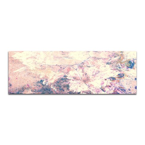 Enigma Panorama Abstrakt 327 Framed Graphic Print on Canvas