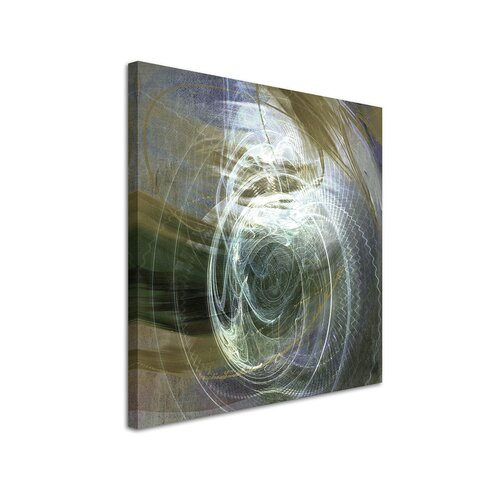 Enigma Abstrakt 1349 Framed Graphic Art