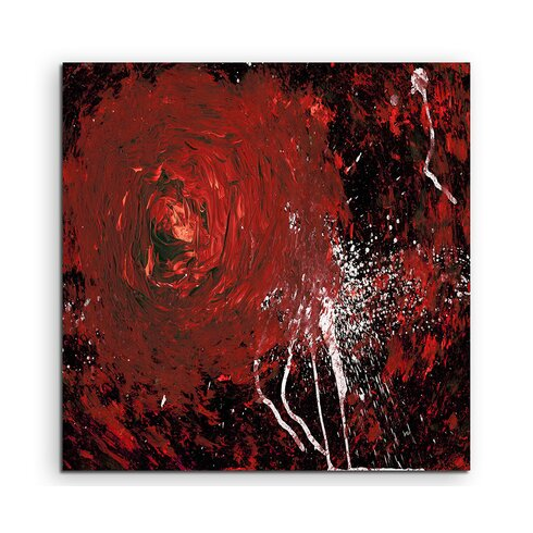Enigma Abstrakt 728 Framed Graphic Print on Canvas