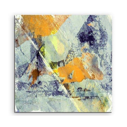 Enigma Abstrakt 913 Framed Graphic Print on Canvas