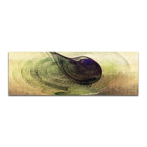 Enigma Panorama Abstrakt 306 Framed Graphic Print on Canvas